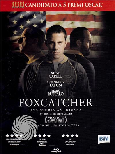Foxcatcher - Blu-Ray - thumb - MediaWorld.it
