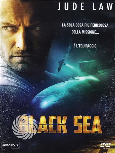 Black sea - DVD - thumb - MediaWorld.it