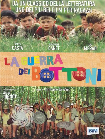 La guerra dei bottoni - DVD - thumb - MediaWorld.it