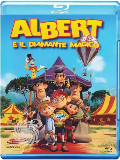 Albert e il diamante magico - Blu-Ray - thumb - MediaWorld.it