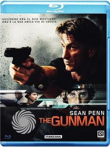 The gunman - Blu-Ray - thumb - MediaWorld.it