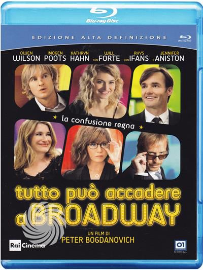 Tutto può accadere a Broadway - Blu-Ray - thumb - MediaWorld.it