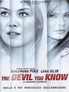 The devil you know - DVD - thumb - MediaWorld.it