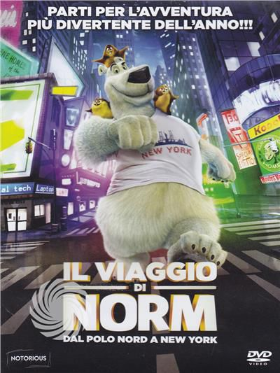 Il viaggio di Norm - DVD - thumb - MediaWorld.it