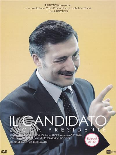 Il candidato - DVD - thumb - MediaWorld.it