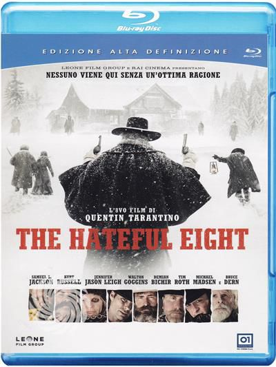 The hateful eight - Blu-Ray - thumb - MediaWorld.it