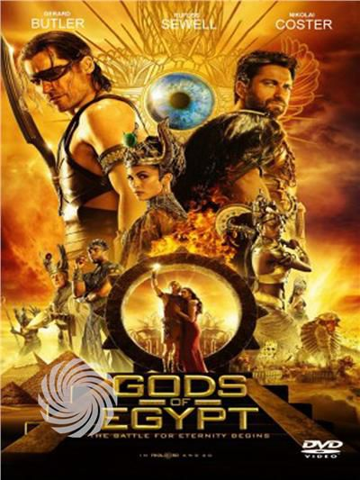 Gods of Egypt - DVD - thumb - MediaWorld.it