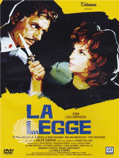 La legge - DVD - thumb - MediaWorld.it