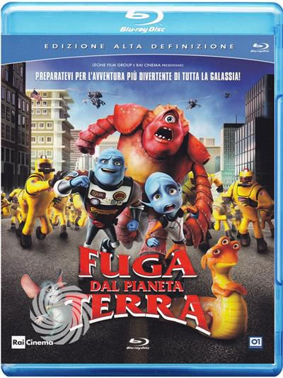 Fuga dal pianeta terra - Blu-Ray - thumb - MediaWorld.it