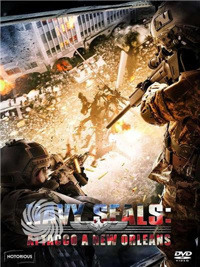 Navy Seals: attacco a New Orleans - DVD - thumb - MediaWorld.it