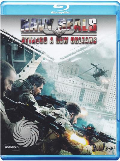 Navy Seals: attacco a New Orleans - Blu-Ray - thumb - MediaWorld.it