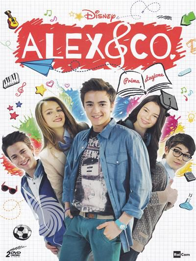 Alex & Co. - DVD - Stagione 1 - thumb - MediaWorld.it