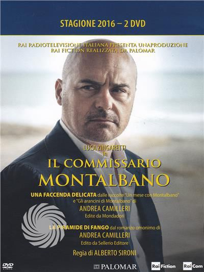 Il commissario Montalbano - 2016 - DVD - thumb - MediaWorld.it
