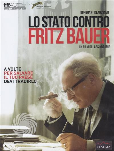 Lo stato contro Fritz Bauer - DVD - thumb - MediaWorld.it
