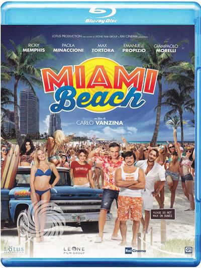 Miami beach - Blu-Ray - thumb - MediaWorld.it