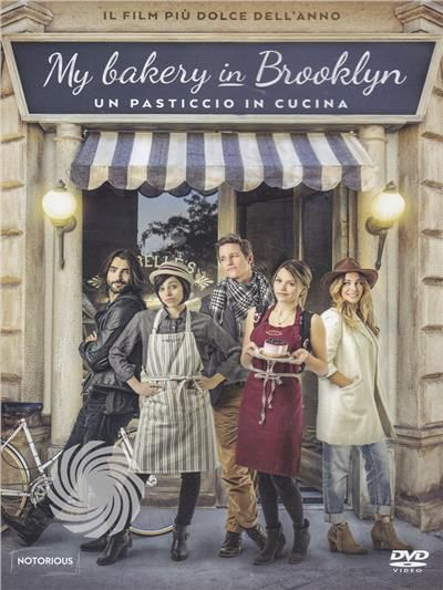 My bakery in Brooklyn - Un pasticcio in cucina - DVD - thumb - MediaWorld.it