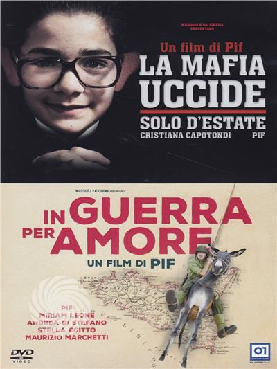 La mafia uccide solo d'estate + In guerra per amore - DVD - thumb - MediaWorld.it