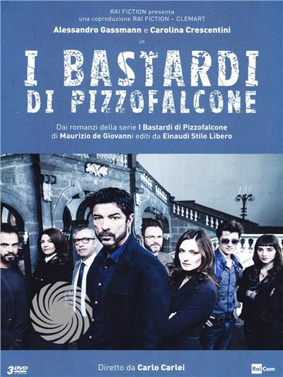 I bastardi di Pizzofalcone - DVD - thumb - MediaWorld.it