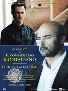 Il commissario Montalbano - Come voleva la prassi - DVD - thumb - MediaWorld.it