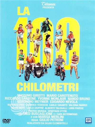 LA 100 CHILOMETRI - DVD - thumb - MediaWorld.it