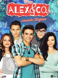 Alex & Co. - DVD - Stagione 2 - thumb - MediaWorld.it