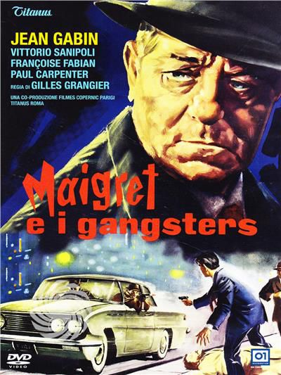 MAIGRET E I GANGSTER - DVD - thumb - MediaWorld.it