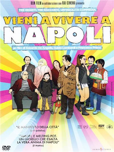 Vieni a vivere a Napoli - DVD - thumb - MediaWorld.it