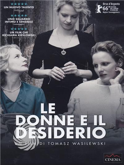 LE DONNE E IL DESIDERIO - DVD - thumb - MediaWorld.it