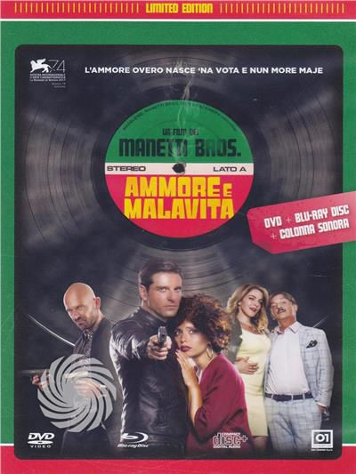 AMMORE E MALAVITA - Blu-Ray - thumb - MediaWorld.it