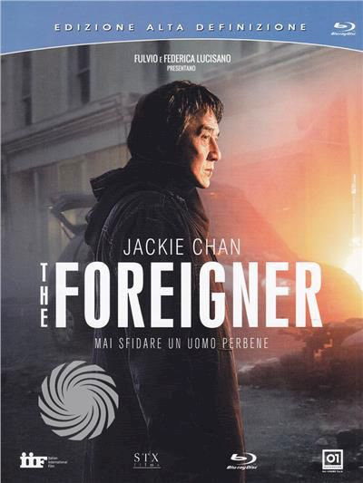 THE FOREIGNER - Blu-Ray - thumb - MediaWorld.it