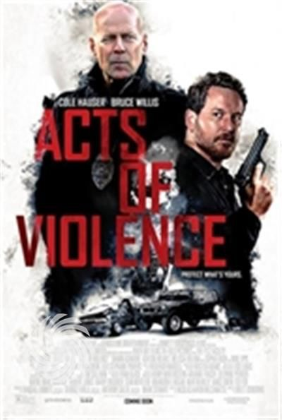 ACTS OF VIOLENCE - Blu-Ray - thumb - MediaWorld.it