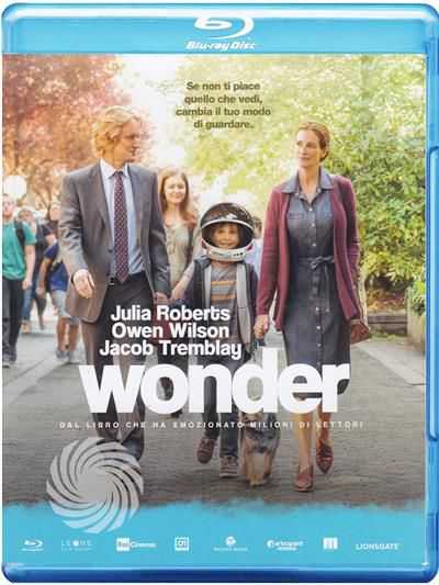 Wonder - Blu-Ray - thumb - MediaWorld.it
