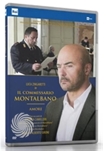 IL COMMISSARIO MONTALBANO - AMORE - DVD - thumb - MediaWorld.it
