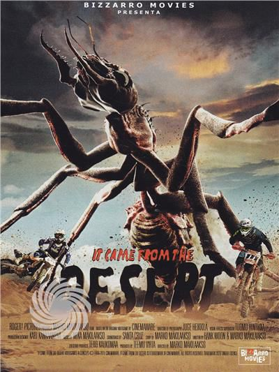It came from the desert - DVD - thumb - MediaWorld.it