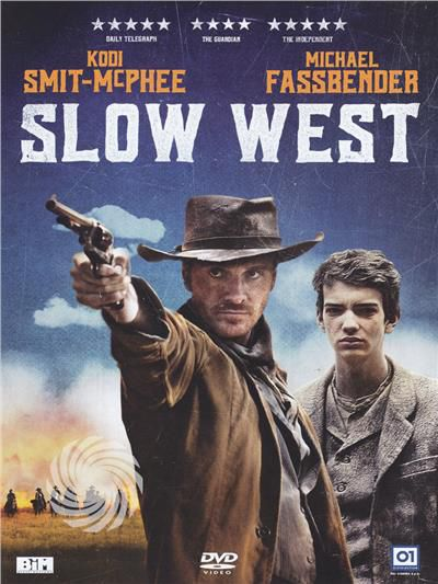 Slow west - DVD - thumb - MediaWorld.it