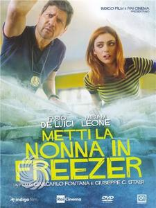 Metti la nonna in freezer - DVD - thumb - MediaWorld.it