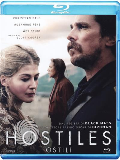 HOSTILES - OSTILI - Blu-Ray - thumb - MediaWorld.it
