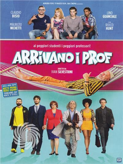 ARRIVANO I PROF - DVD - thumb - MediaWorld.it