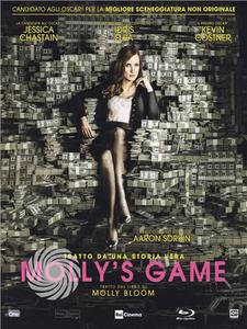 MOLLY'S GAME - Blu-Ray - thumb - MediaWorld.it