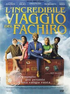 L'incredibile viaggio del fachiro - DVD - thumb - MediaWorld.it