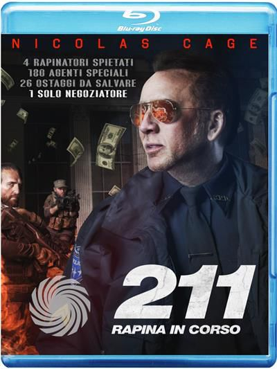 #211 - Rapina in corso - Blu-Ray - thumb - MediaWorld.it