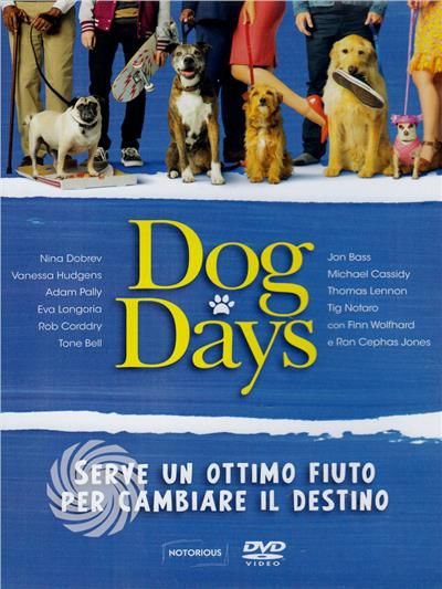 Dog days - DVD - thumb - MediaWorld.it