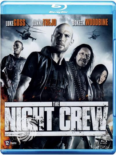 The night crew - Blu-Ray - thumb - MediaWorld.it