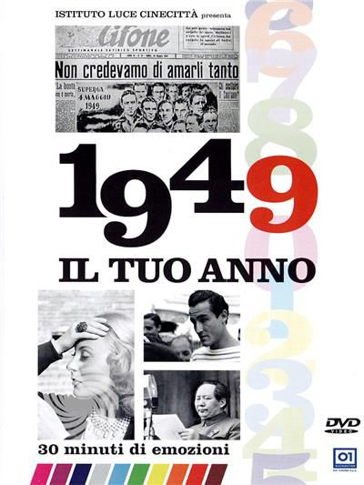IL TUO ANNO - 1949 - DVD - thumb - MediaWorld.it