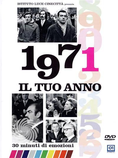IL TUO ANNO - 1971 - DVD - thumb - MediaWorld.it