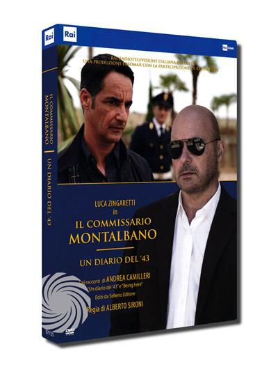 Il commissario Montalbano - Un diario del '43 - DVD - thumb - MediaWorld.it