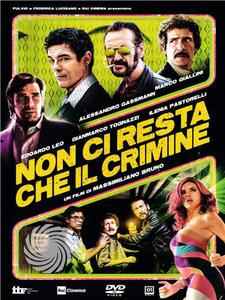 NON CI RESTA CHE IL CRIMINE - DVD - thumb - MediaWorld.it
