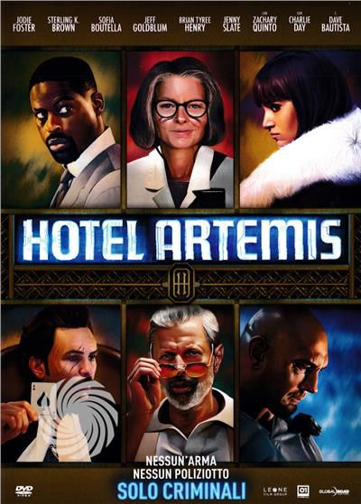 HOTEL ARTEMIS - DVD - thumb - MediaWorld.it