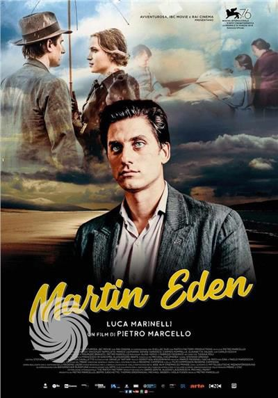 Martin Eden - Blu-Ray - thumb - MediaWorld.it