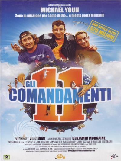 Gli 11 comandamenti - DVD - thumb - MediaWorld.it